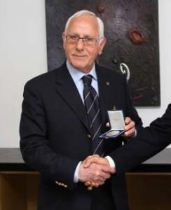 Il Presidente Dr. Matteo Pellicone
