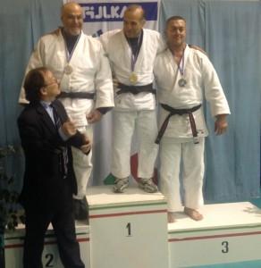 Elio Paparello, ancora medaglia d'oro